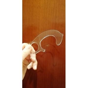 Contera 19 mm gris