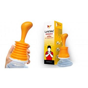 Lifevac- Emergencia en axfisia por atragantamiento