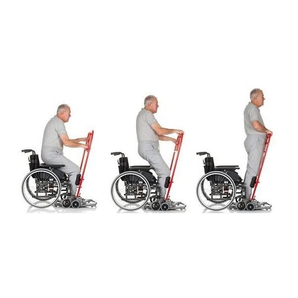 silla de ruedas anfibia