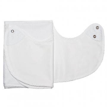 Bañador blanco y negro