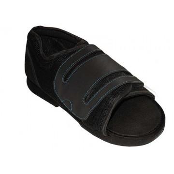 Bañador azul de escote halter