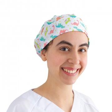 Bañador azul klein con escote pico