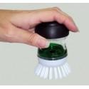 Cepillo con dispensador de jabón