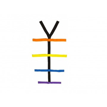 Cabecero estándar para silla de ruedas plegable